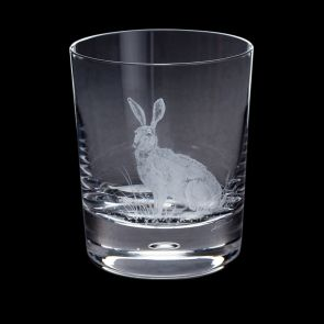 Engraved Hare Tumbler