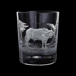 Majestic Wildlife Buffalo Tumbler