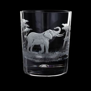 Majestic Wildlife Elephant Tumbler