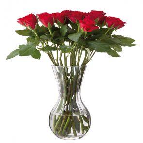 Florabundance Rose Vase