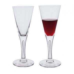 Sharon Goblet Wine Glasses Pair
