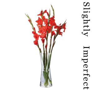 Florabundance Gladioli Vase - Slightly Imperfect