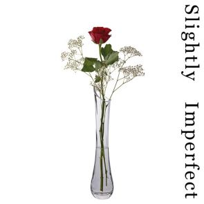 Florabundance Single Rose Vase - Slightly Imperfect