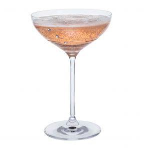 Glitz Single Cocktail Saucer