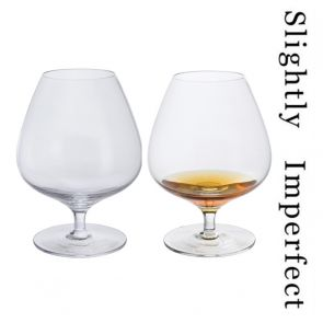 Bar Excellence Brandy Glasses - Slightly Imperfect