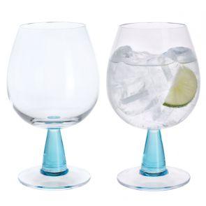 Gin Connoisseur Copa Pair - Blue
