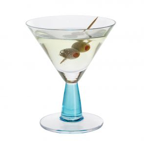 Gin Connoisseur Martini Pair - Blue
