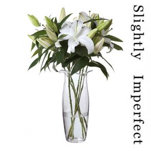 Florabundance Lily Vase - Slightly Imperfect