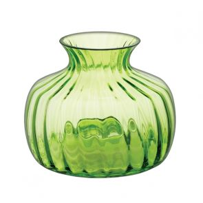 Cushion Medium Vase Lime Green