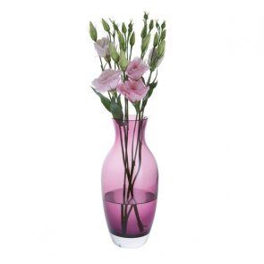 Amethyst Tall Amphora Vase