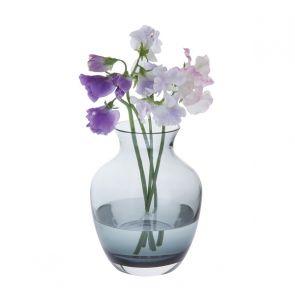 Midnight Wide Amphora Vase