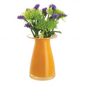 Juno Caramel Medium Vase