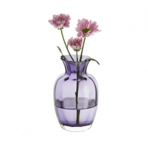 Little Treasures - Amethyst Optic Vase