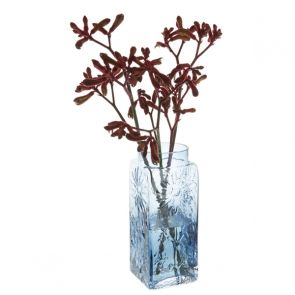 Marguerite Tall Vase Ink Blue