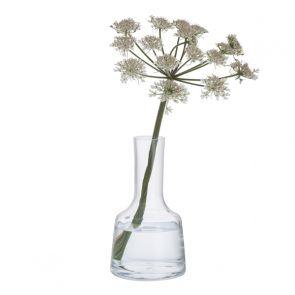 Contour Clear Medium Vase