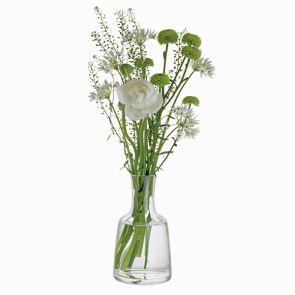 Contour Clear High Vase