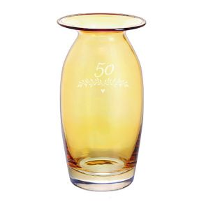 Celebration - Gold Vase 50