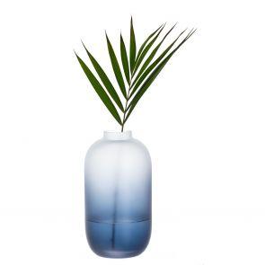 Wellness Calm Small Blue Vase