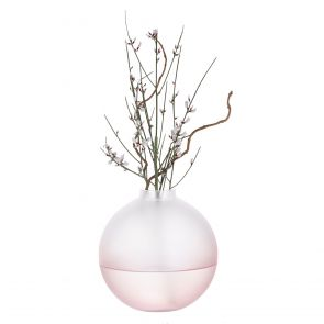 Wellness Replenish Pink Orb Vase