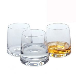 Whisky Collection - Classic Whisky Glass Gift Set - 2 Glasses and Jug