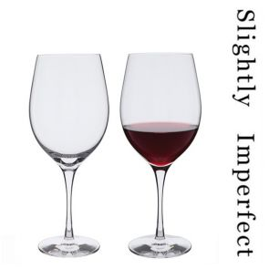Wine Master Bordeaux Red Wine Glasses - Slightly Imperfect
