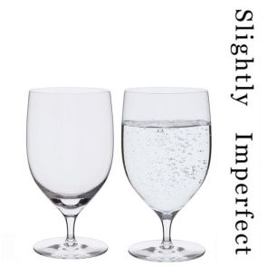 Wine Master Mineral Water Glasses - Slightly Imperfect