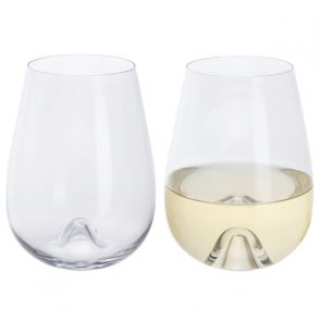 Wine & Bar Stemless White Wine Pair