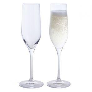 Wine & Bar Flute Pair