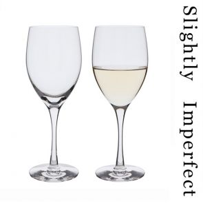 Wine Master White Wine Glasses - Slightly Imperfect