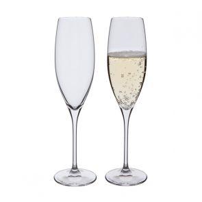 Wine Master Flute Champagne Glasses