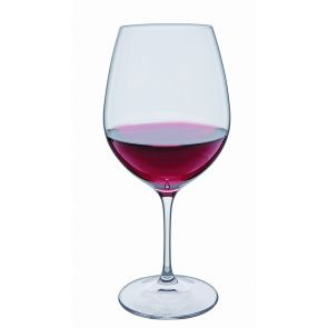 Wine Master Burgundy Red Wine Glass