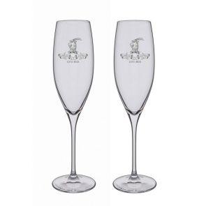 Champagne Flute, Set of 2