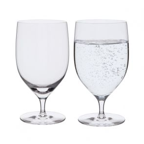 Wine Master Mineral Water Glass, Set of 2