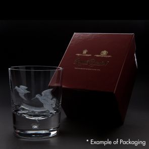 Engraved Game Woodcock Tumbler