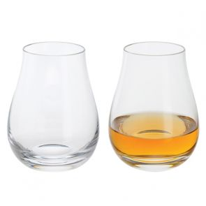 Whisky Snifter Pair