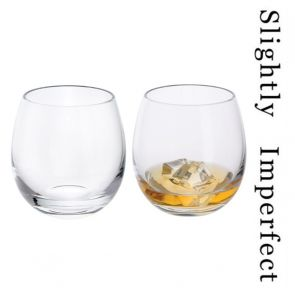 Whisky Tumbler Pair - Slightly Imperfect