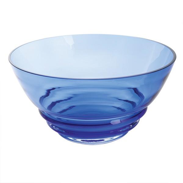 Dartington Wibble Large Bowl Cobalt
