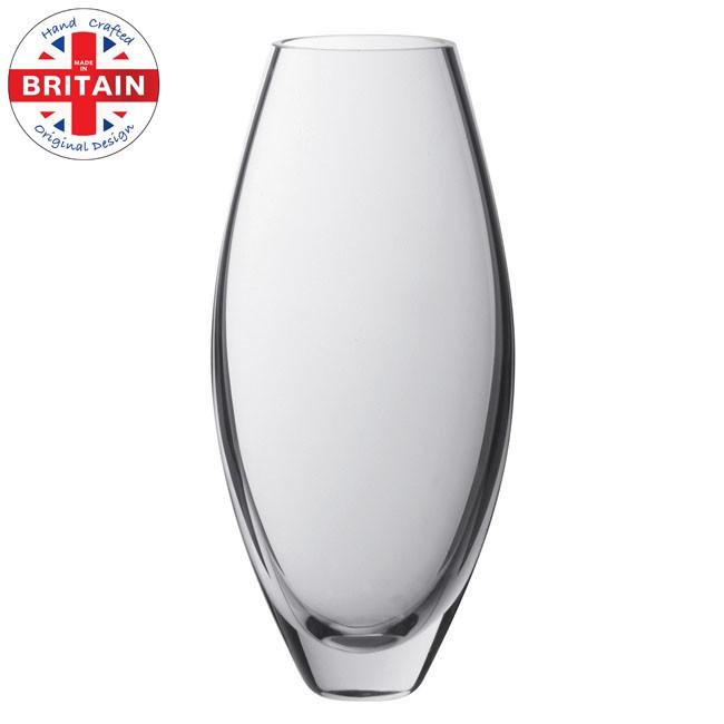 Opus Large Oval Vase