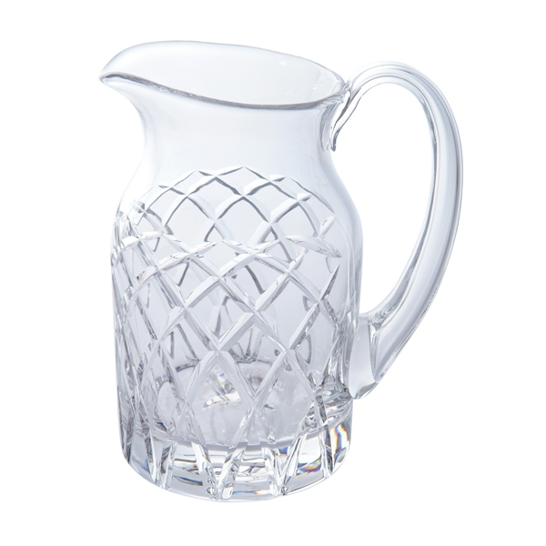 Dartington Harris Clear Water Jug