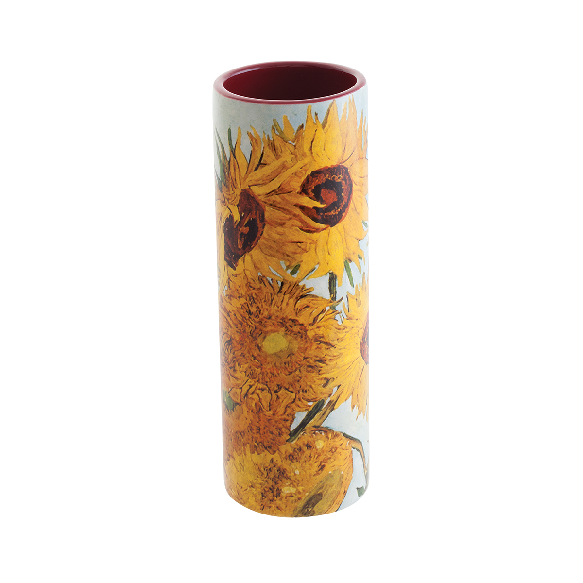 Dartington Van Gogh - Sunflowers Small Vase