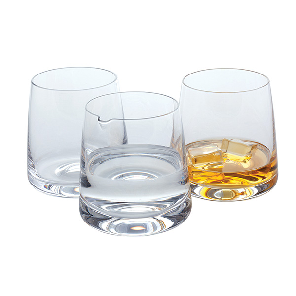 Whisky Collection  Classic Whisky Gift Set  2 Glasses and Jug