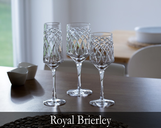 Royal Brierley Drinkware