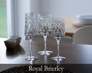 Royal Brierley Drinkware