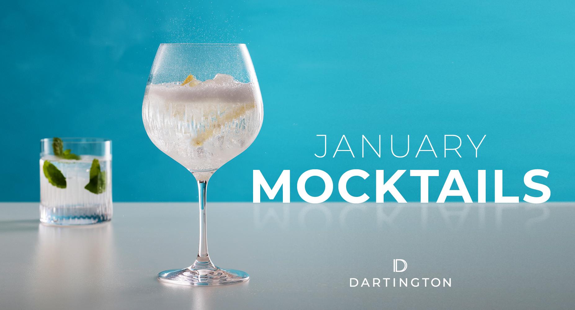 January Mocktails