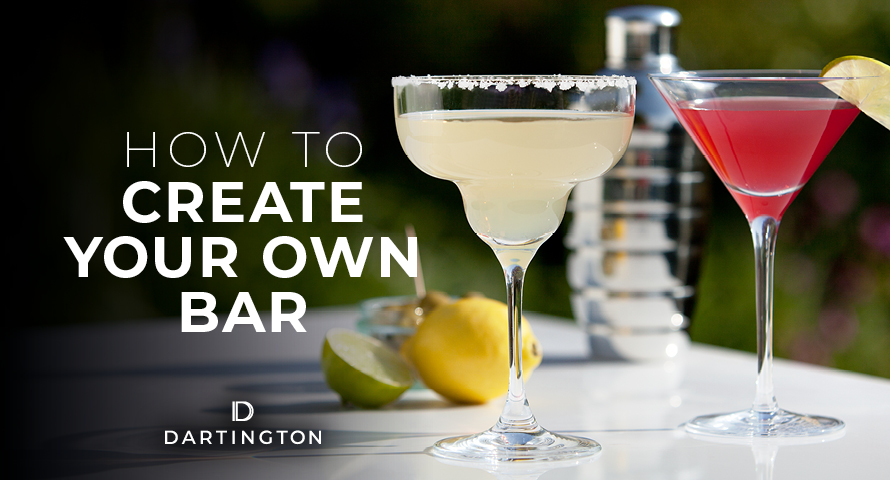 Build your Home Bar