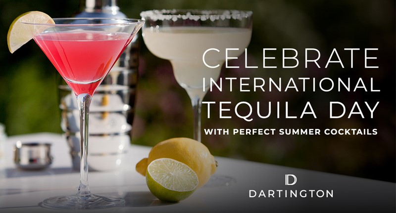 Celebrate International Tequila Day with Perfect Summer Cocktails