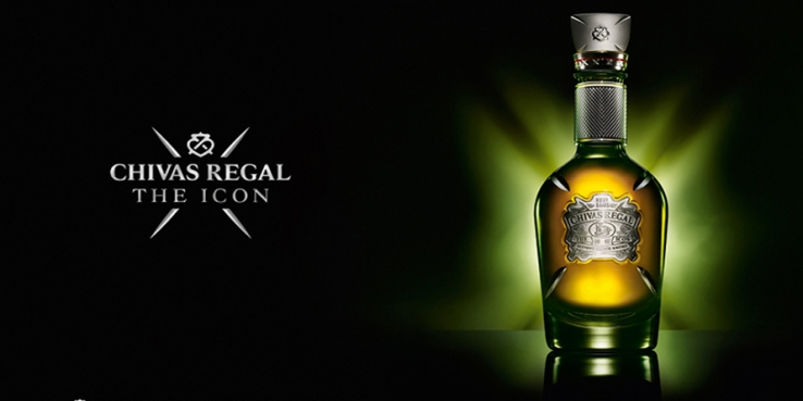 An Iconic Partnership | Dartington Crystal & Chivas Regal