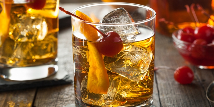 The Drinks Cabinet : Old Fashioned