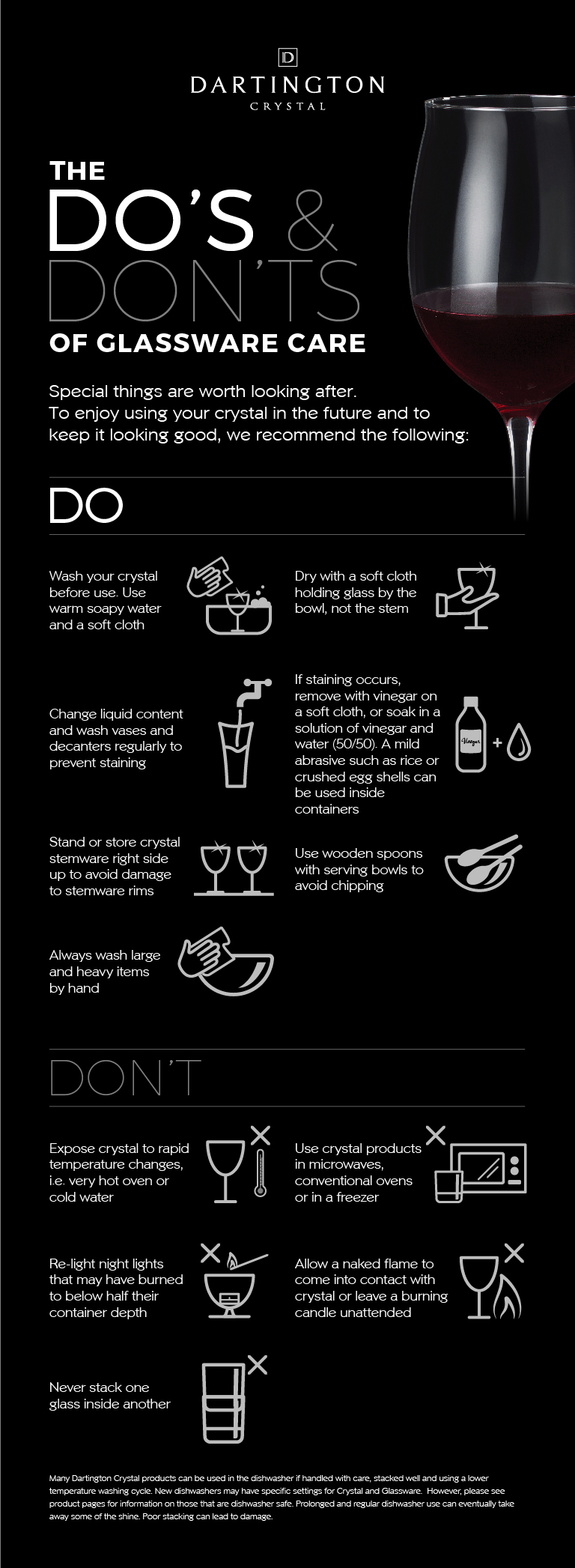Product Care Do's and Don'ts