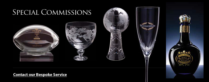Bespoke Glass Commissions